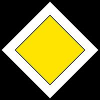 znak D-1