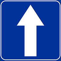 znak D-3
